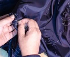 縫製技術の向上